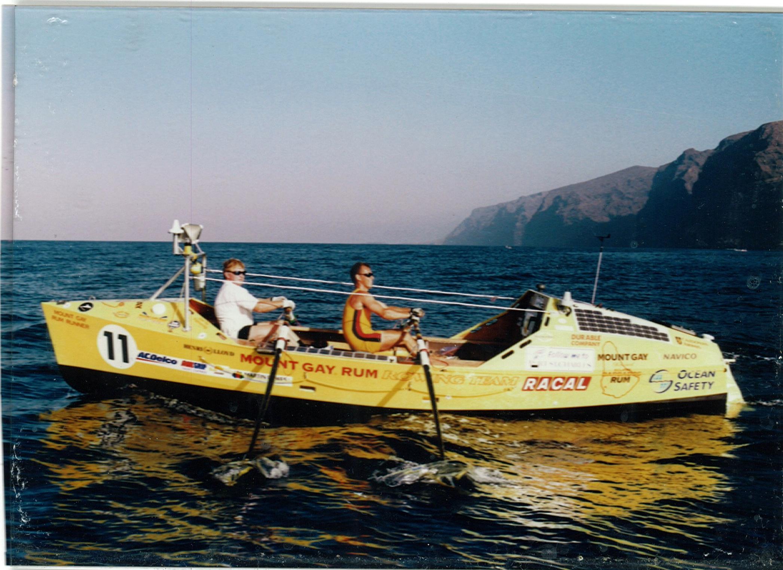 Jock's Bio Atlantic Row Boat pic
