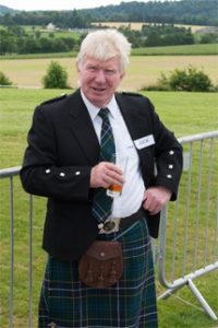 Jock Wishart - hails from south west Scotland