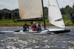 Thames Challenge Cup Victory