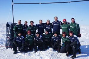Rugby at the top of the world