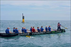 A Channel rowing record – but we didn't go to France! « Jock