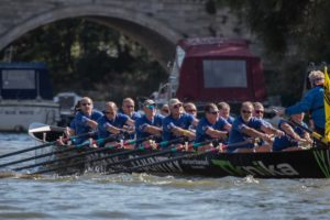 Another victory as Great River Race record is broken!